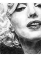 marilyn monroe II. by marika-k