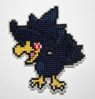 Murkrow by behindthesofa