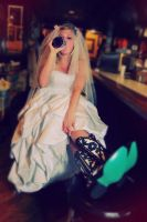 Bride at the Bar by SublimeBudd