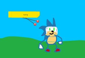 the new sonic game screenshot by Kero-KyroFurryWolf