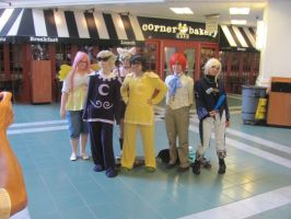 Animefest '12 - Cosplay Group by TexConChaser