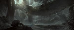 Dark Forest by JohnathanChong