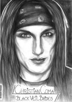 Concert's Gift - TWO - Christian Coma by KatarinaAutumn