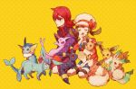 Eevee Family by kissai