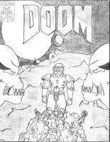 Doom: Knee Deep in the Dead by Coopersville