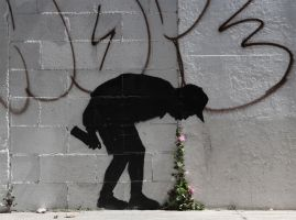 banksy 8 by rainbowlover011