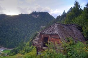 Old house by Andrei-Petrache