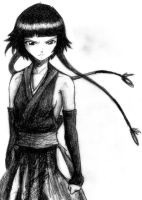 Soi Fon by Gohush