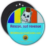 Rescue, Not Revenue button by ProSonicIncorporated