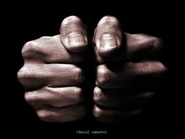 the power ends-hands I by dcamacho