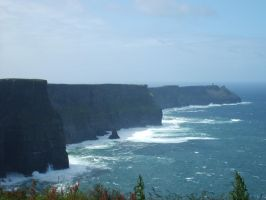 Another Cliffs of Moher shot by Amigurumi-Lover