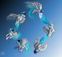 Commission - Fly Away P2 by Rattlesire