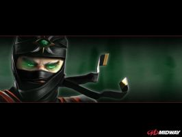 Ermac by avgn521
