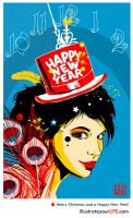 Happy New Year by yuke