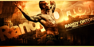 Randy ORTON Signature by AsiiMDesGraphiC