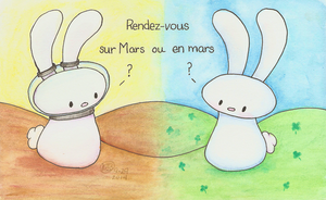 29:30 Which Mars, Bunny? by bunnykissd