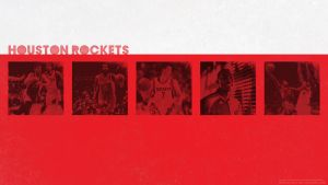 Houston Rockets 2013 by rOnAn-Ncy