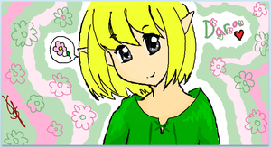 iScribble Dara doodle by StarRaven