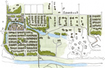 New Urbanist Infill Neighborhood by IndyHorizon