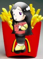 Yum Yum Fries by italypizza25
