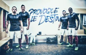 France-Team-World-Cup-2014 by berkayldrm