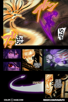 Naruto 650: Timing by PurpleKakashi