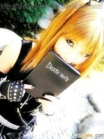 Misa Misa Death Note by HioZenValentine