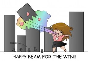 Happy Beam FTW by Couy-Chan