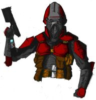 S6 Soldier Grunt by Morthon