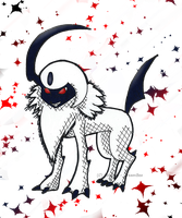 Absol by DreamBex
