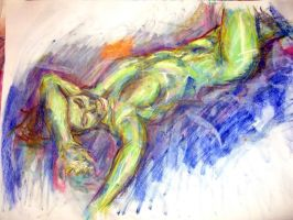 Life drawing 2 by Nicoll
