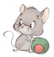 Wee Mouse by ShoJoJim