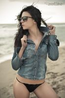 Jeans Shirt in Capocotta by OttoMarzo