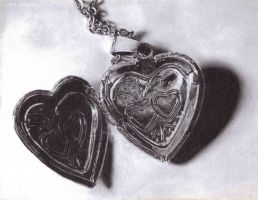 My Locket by ArtByBryanna