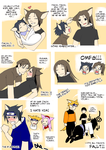 Sasuke's ears chronicle-- by daevakun
