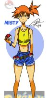 Misty by silrance
