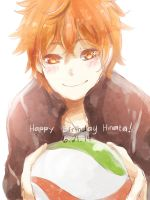 HAPPY BIRTHDAY !!! by HaKamii