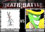 Bugs Bunny vs. The Mask by JasonPictures