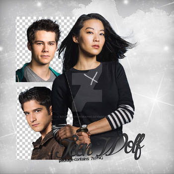 Teen Wolf PNG PACK 01 by RetrospectiveGraphic