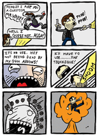 Alan Wake: Best Novelist Ever by FryFox