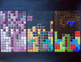 Knife Tetris by NateTheKnife