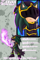 Zitos The Celtic Knight ID by grim-zitos