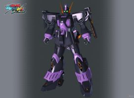XM-05 [ W.I.P.] by Goreface13