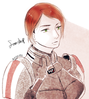Femshep by rodopic