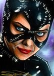 Batman Returns - Catwoman by RandySiplon