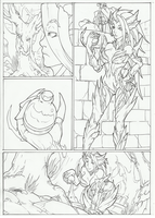 Don't Feed the Plants! pg.1 WIP by Mad-projectNSFW