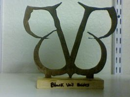 Black Veil Brides logo by kbyyru