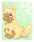 Shiny Poochyena by MsKtty89
