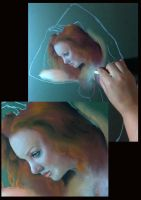 pastel painting by leidanogueira
