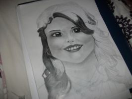 selena gomez not finished by cuteart13